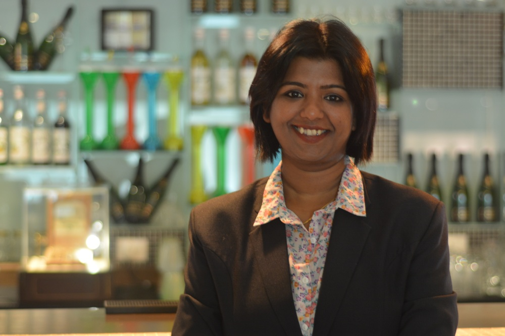 Mr. Radhika Tata, Associate Director of Sales, Novotel Imagica Khopoli-2.JPG