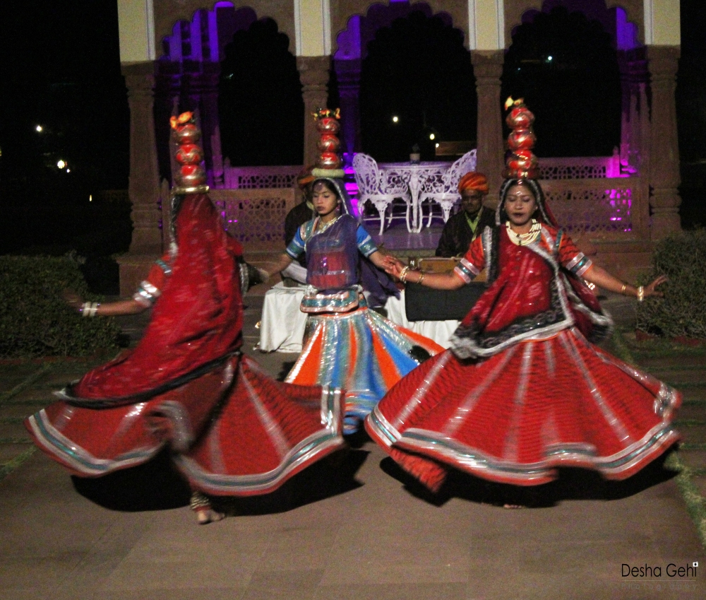 Traditional Rajasthani Performance.jpg