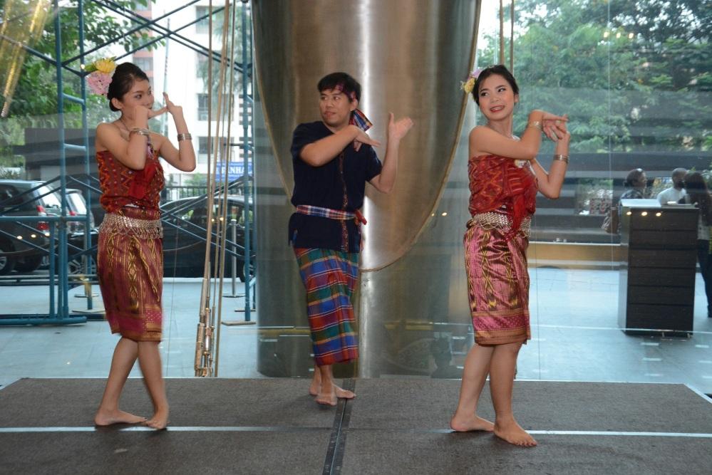 Cultural Performan at the inaugral ceremony of 'Tastes of Thailand' at Sofitel Mumbai BKC (2)