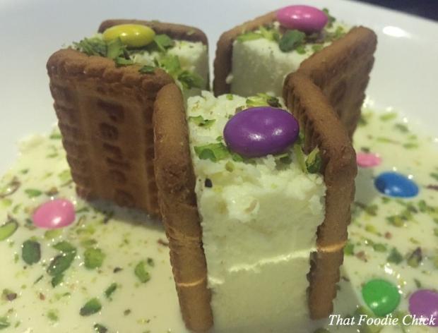 Parle-G Cheesecake