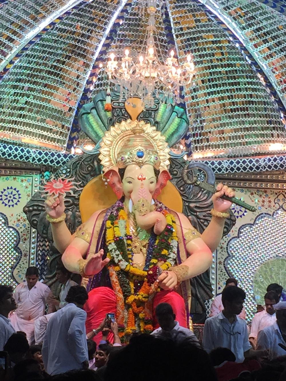 Lalbaugcha Raja (2)