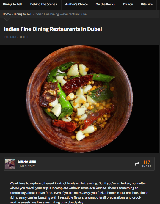 Indian fine dining restaurants in dubai keepdining that indian fine dining restaurants in dubai keepdining forumfinder Images